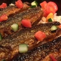 真牡蠣の炊き込みご飯