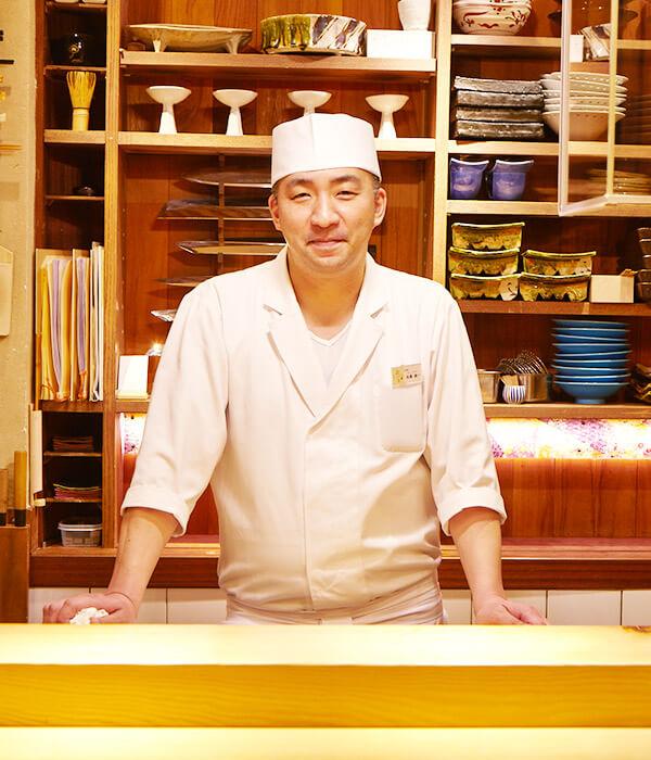 Chef Kenichi Sato